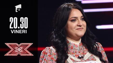 X Factor sezonul 10, 15 octombrie 2021. Jurizare Mirela Cicu