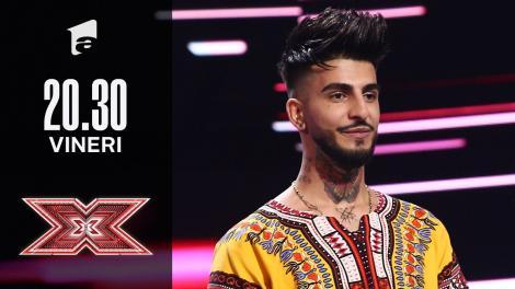 X Factor sezonul 10, 15 octombrie 2021. Jurizare Nemia Călin
