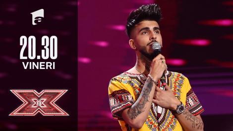 X Factor sezonul 10, 15 octombrie 2021. Nemia Călin: Whitney Houston - I Have Nothing