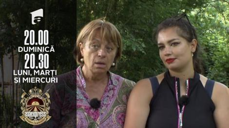"Asia Express sezonul 4, 18 octombrie 2021. Adriana Trandafir a ""explodat"" și s-a certat cu fiica sa"