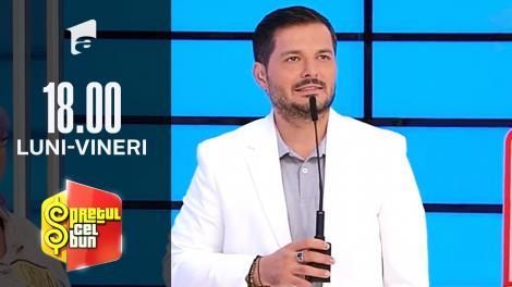 Preţul cel bun sezonul 1, 18 octombrie 2021. O concurentă de la Prețul cel bun îi dă ziua peste cap lui Liviu Vârciu