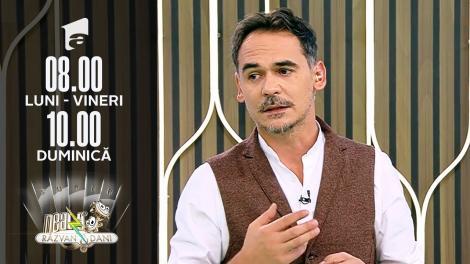 Super Neatza, 20 octombrie 2021. Răzvan Simion, mesaj emoționant pentru cei care neagă existenţa noului coronavirus