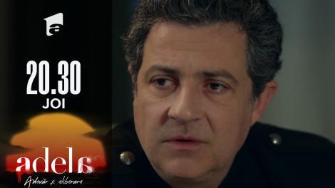 Adela sezonul 2, episodul 19, 21 octombrie 2021. Paul se arată extrem de afectat de pierderea Monei