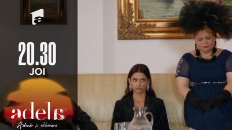 Adela sezonul 2, episodul 20, 21 octombrie 2021. Nuți face un spectacol ieftin