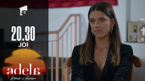 Adela sezonul 2, episodul 20, 21 octombrie 2021. Nuți și Andreea, în pericol să fie demascate!