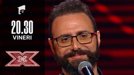X Factor sezonul 10, 22 octombrie 2021. Jurizare Elie Haddad