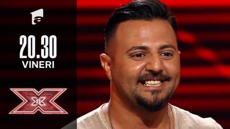 X Factor sezonul 10, 22 octombrie 2021. Jurizare Ionuț Mihai