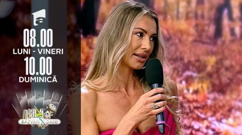 Super Neatza, 22 octombrie 2021. Claudia Neghină, momente unice alături de fiica ei: Abia aștept să mă întorc acasă la ea!