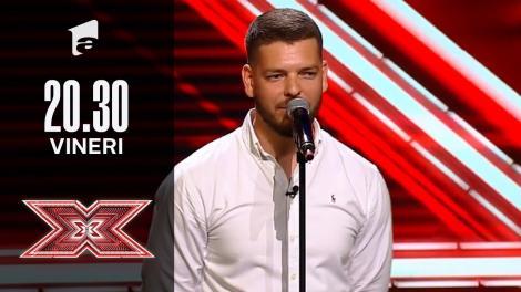 X Factor sezonul 10, 22 octombrie 2021. Jurizare Alexandru Ștefan Stoica