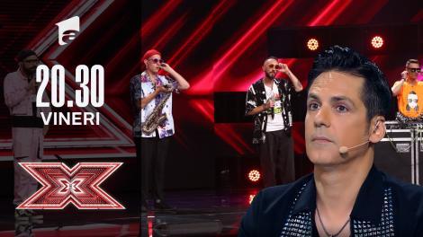 X Factor sezonul 10, 22 octombrie 2021. Le Teste Di Ozzak - Fake Pop