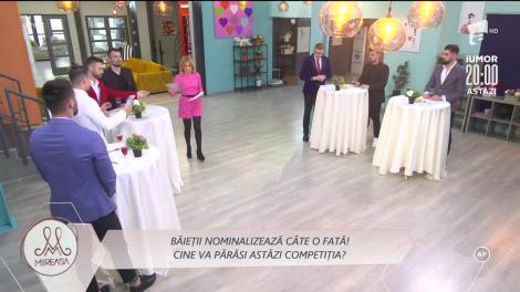Gala Mireasa, 23 octombrie 2021. Ce fată au propus spre eliminare. Concurenta are trei nominalizări