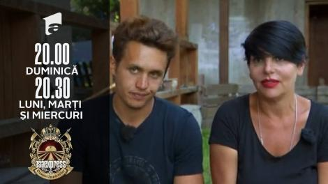 "Asia Express sezonul 4, 24 octombrie 2021. Patrizia a ""explodat"". Ce a făcut Elwira Petre"