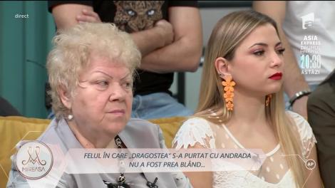 """Mireasa 2021, sezonul 4. Andrada și Victor au discutat despre scenele din """"agresiune"""". Trecutul Andradei, o rană deschisă"""