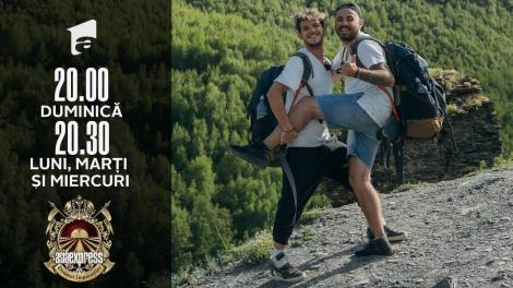 Asia Express sezonul 4, 25 octombrie 2021. Echipele calificate pentru al doilea Joc de Amultă din Georgia