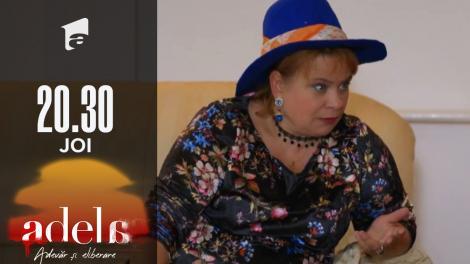 Adela sezonul 2, episodul 22, 28 octombrie 2021. Nuți îi spune Marthei că Florica fură din casa Andronic