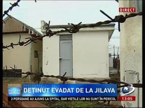 Deţinut evadat din Penitenciarul Jilava