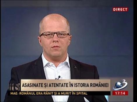 Secvenţial: Tentativă de asasinat în Bulgaria. Liderul unui partid al etnicilor turci a fost ţinta
