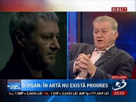 Dorel Vişan: Câţi Ştefani Iordache a creat cultura românească, cinematografică şi teatrală?