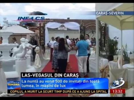 Caraş-Severin a fost transformat în Las Vegas de rromii de acolo