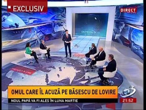 Elena Udrea, despre violenţele lui Traian Băsescu