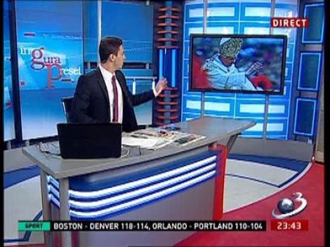 Mircea Badea: Dacă mă întrebaţi ce treabă am avut vineri la Roma, se vede rezultatul! A demisionat Papa!