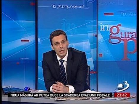 Dilema din această seară a lui Mircea Badea: Seamănă Narcisa Iorga cu Vasile Blaga?