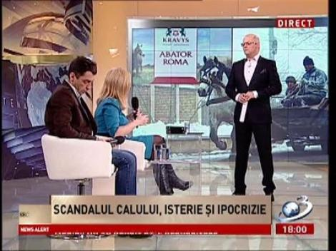 Romana Puiuleţ, despre scandalul cărnii de cal