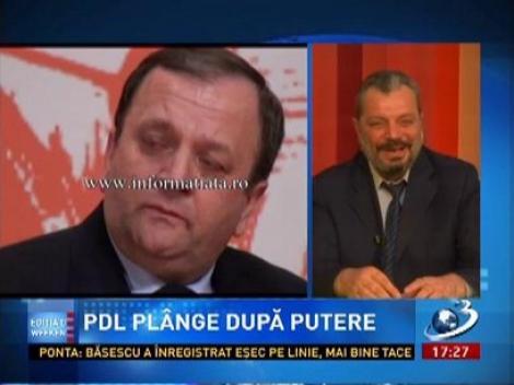 Gheorghe Flutur a izbucnit în lacrimi, la Suceava