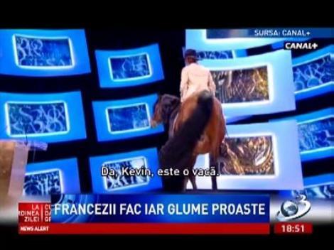 Vezi aici ce glumă proastă au făcut francezii pe seama românilor