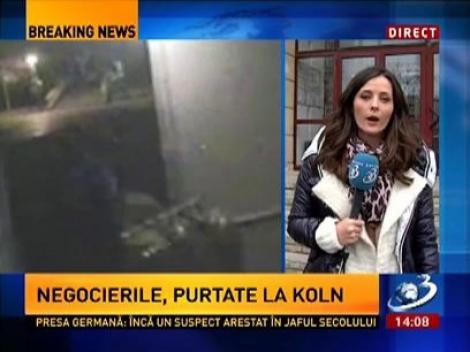Hoții au vrut răscumpărarea tablourilor