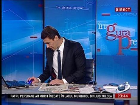 Mireca Badea: Eu dacă l-aș vedea pe Boc candidat la președenție, m-aș trezi la 5 dimineața