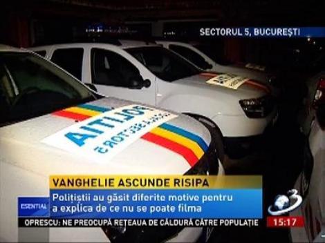 Vanghelie ascunde risipa! Edilul a cumpărat 9 maşini noi pentru Poliţia Locală a Sectorului 5