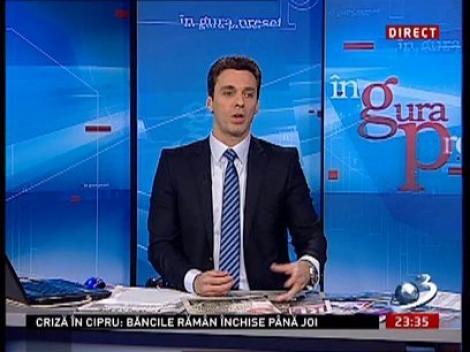 Badea:  Ion Cristoiu îl pupă în contur pe Traian Băsescu. Nu vi se pare?