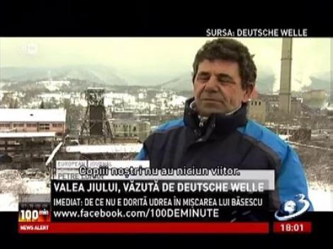 Valea Jiului, polul sărăciei din UE