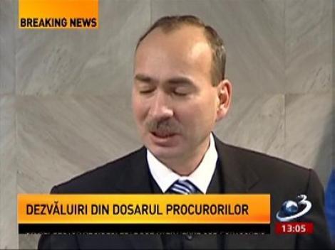 Nume grele din politică, în dosarul procurorilor Sânpetru şi Bălan