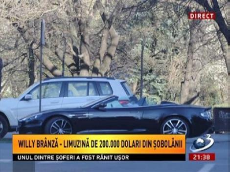 Un politician care a contribuit la tăierea pensiilor, la volanul unei maşini de 200.000 de dolari