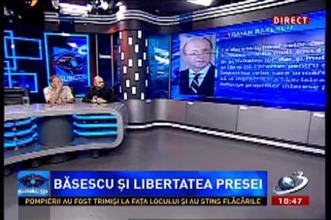 Subiectiv: Ce mesaj le-a transmis Băsescu jurnaliştilor, cu ocazia Zilei Mondiale a Libertăţii Presei
