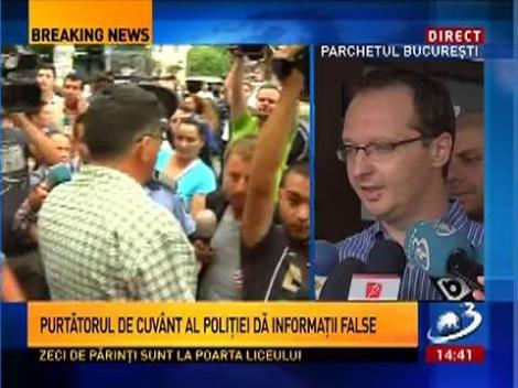 """Parchet: Nu s-a renunţat la audierea elevilor de la """"Bolintineanu"""""""