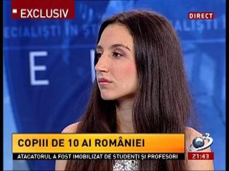 Sinteza Zilei: Mihai Gâdea îi prezintă pe elevii eminenţi ai României