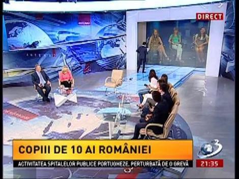 Sinteza Zilei: Copiii de 10 ai României
