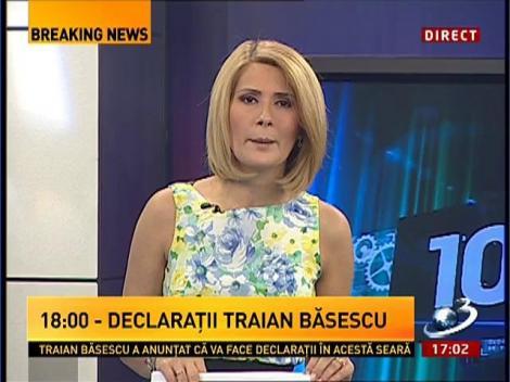 Elena Udrea aruncă bomba: Mâine se lansează Partidul Mişcarea Populară. Iată cine va fi preşedinte