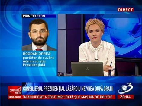 Bogdan Oprea, despre postarea lui Lăzăroiu de pe Facebook