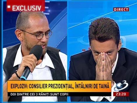 Mircea BAdea și Oreste, glume despre Oana Hăineală și Udrea... pe plajă