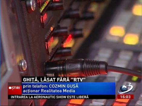 Sebastian Ghiţă, lăsat fără RTV. Magistraţii obligă televiziunea deputatului PSD să renunţe la nume