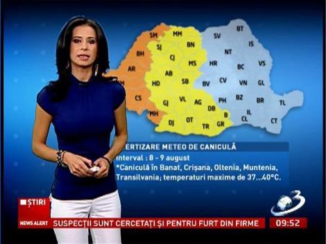 Prognoza meteo 08/08/2013