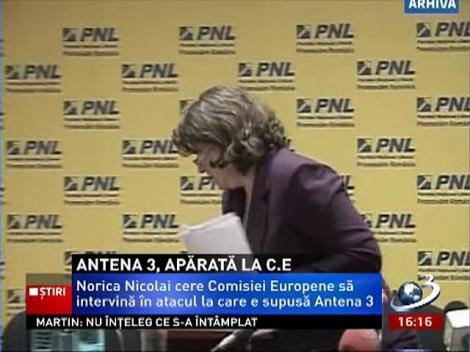 Antena 3, apărată la Comisia Europeană