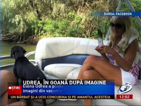 Elena Udrea, în goana după imagine