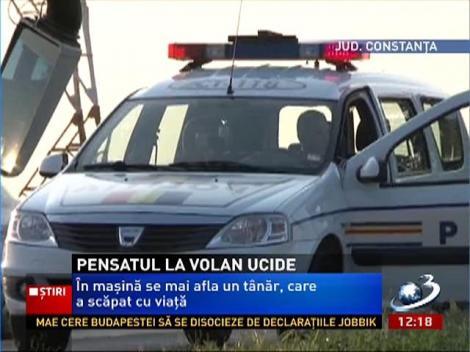 Pensatul la volan ucide! O tânără şi iubitul ei au murit într-un accident