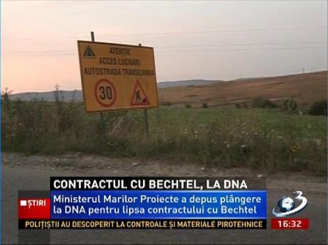 Dan Şova a depus plângere la DNA pentru lispa contractului cu Bechtel
