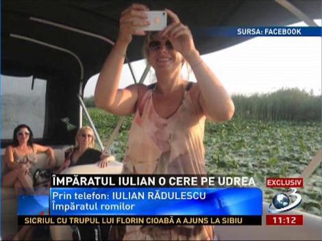 Împăratul Iulian Rădulescu o cere pe Udrea de nevastă